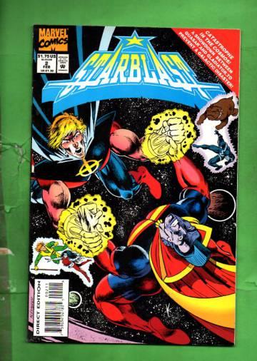 Starblast Vol. 1 #2 Feb 94