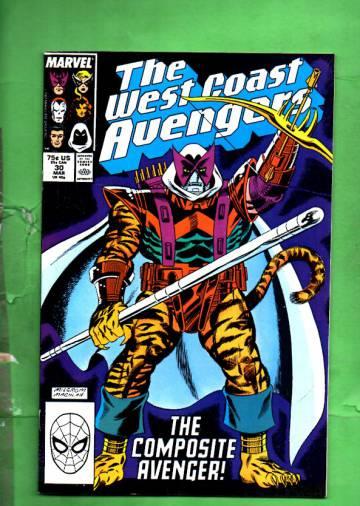 West Coast Avengers Vol. 2 #30 Mar 88