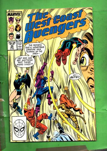 West Coast Avengers Vol. 2 #32 May 88