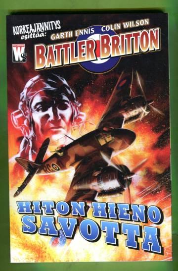 Korkeajännitys 5E/07 - Battler Britton: Hiton hieno savotta
