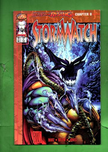 StormWatch #22 May 95