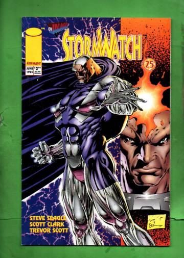 StormWatch #25 Jun 95