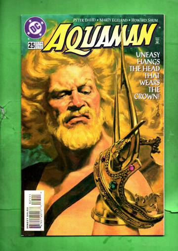 Aquaman #25 Oct 96