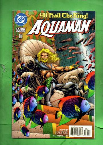 Aquaman #36 Sep 97
