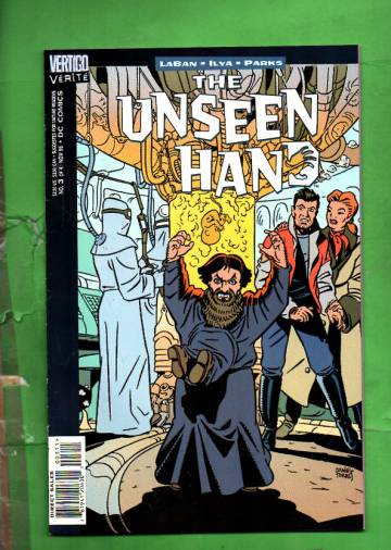 The Unseen Hand #3 Nov 96