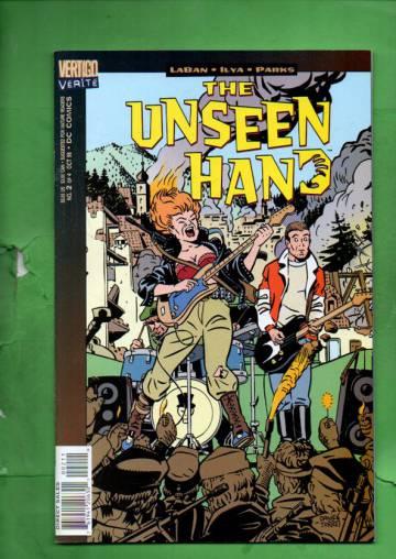 Vertigo Vérité: The Unseen Hand #2 Oct 96