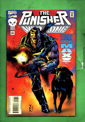 The Punisher: War Zone Vol. 1 #37 Mar 95