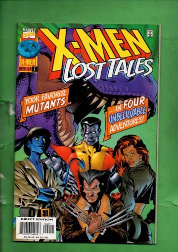 X-Men: Lost Tales Vol. 1 #2 May 97
