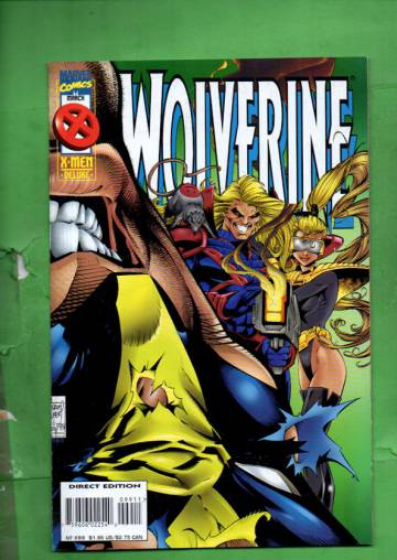 Wolverine Vol. 1 #99 Mar 96