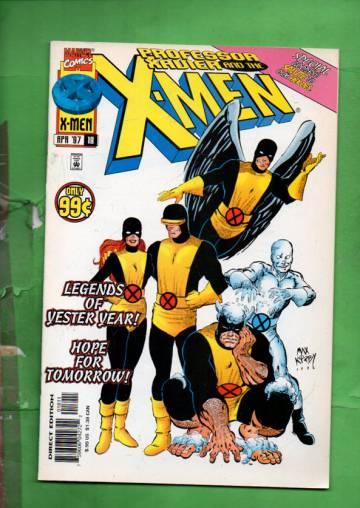 Professor Xavier and the X-Men Vol.1 #18 Apr 97