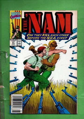 The 'Nam Vol. 1 #47 Aug 90