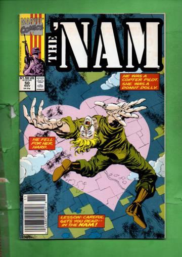 The 'Nam Vol. 1 #50 Nov 90