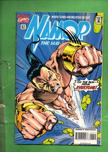 Namor, The Sub-Mariner Vol. 1 #57 Dec 94
