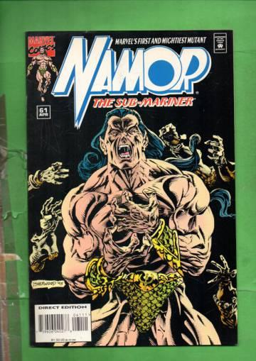 Namor, The Sub-Mariner Vol. 1 #61 Apr 95