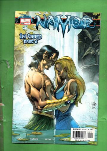 Namor #12 May 04