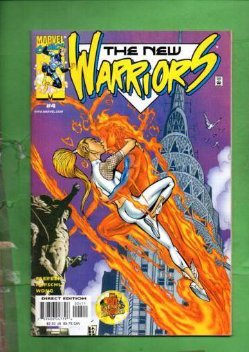 New Warriors Vol. 2 #4 Jan 00