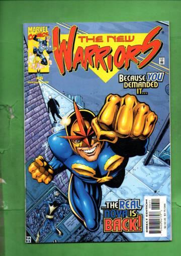 New Warriors Vol. 2 #6 Mar 00