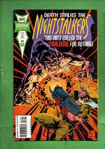 Nightstalkers Vol. 1 #18 Apr 94