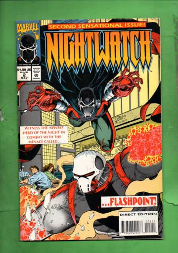 Nightwatch Vol. 1 #2 May 94