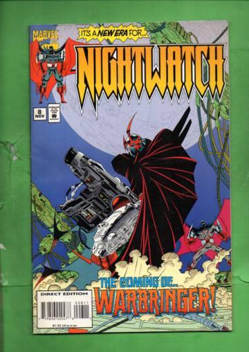 Nightwatch Vol. 1 #8 Nov 94