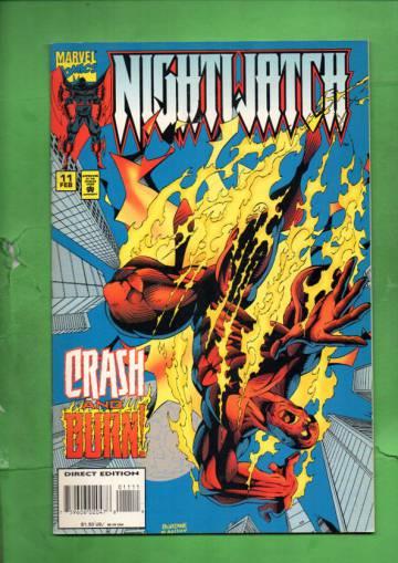 Nightwatch Vol. 1 #11 Feb 95