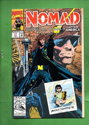 Nomad Vol. 2 #1 May 92
