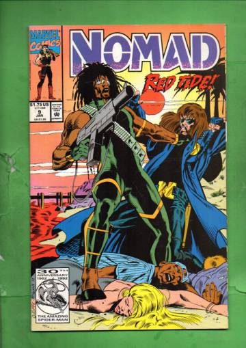 Nomad Vol. 2 #9 Jan 93