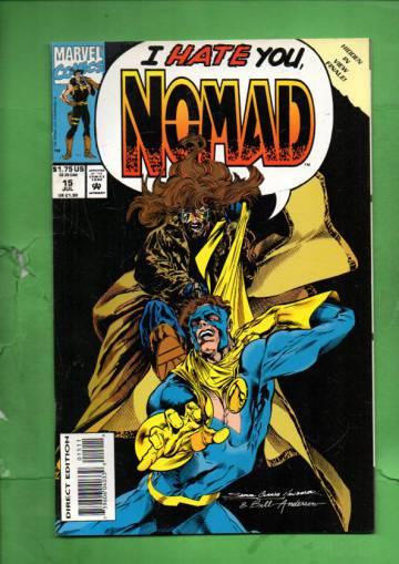 Nomad Vol. 2 #15 Jul 93