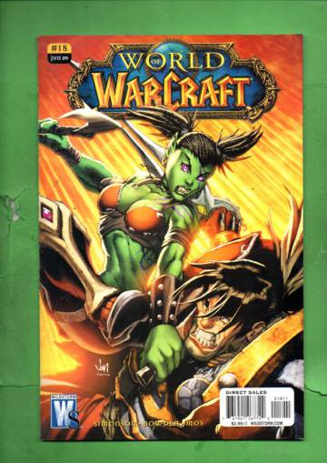 World of Warcraft #18 Jun 09