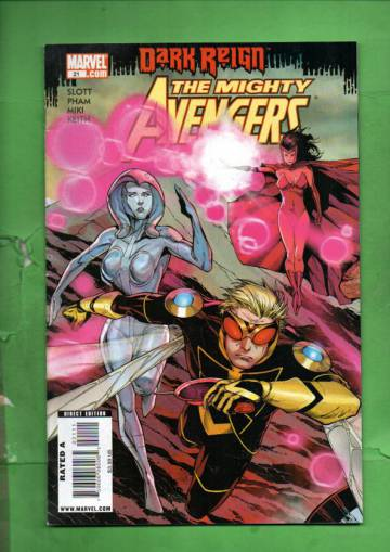 The Mighty Avengers #21 Mar 09