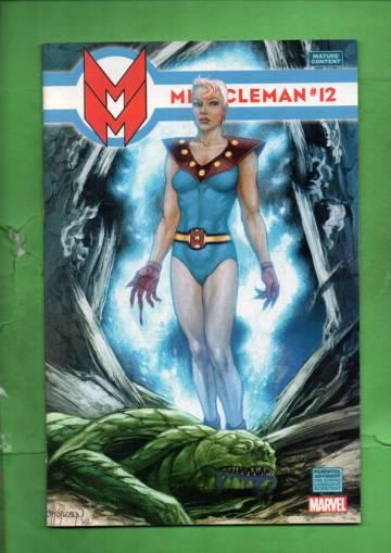 Miracleman #12 Dec 14