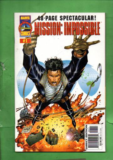 Mission Impossible Vol. 1 #1 May 96