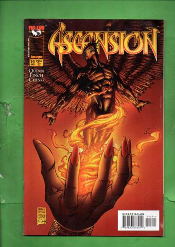 Ascension Vol. 1 #14 Jun 99