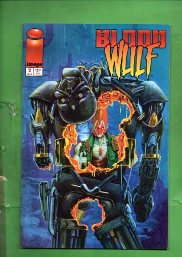 Bloodwulf #2 Mar 95