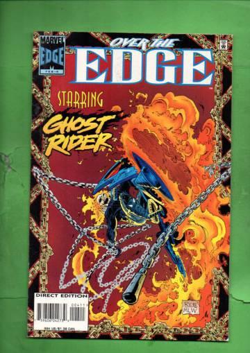 Over the Edge Vol. 1 #4 Feb 96