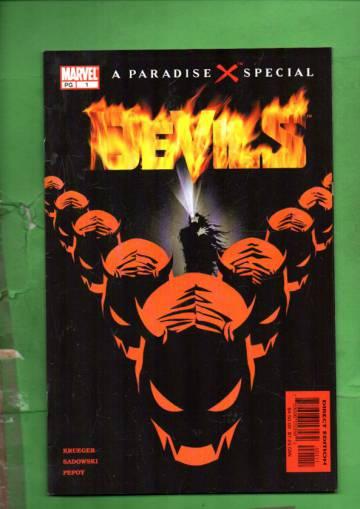 Paradise X: Devils Vol. 1 #1 Nov 02