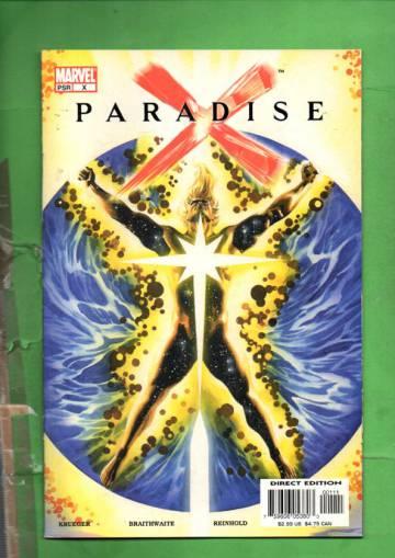 Paradise X: X Vol. 1 #1 Nov 03