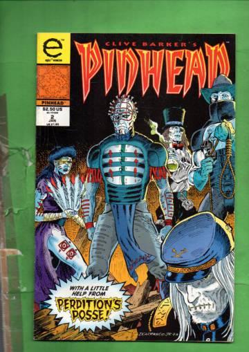 Pinhead Vol. 1 #2 Jan 94