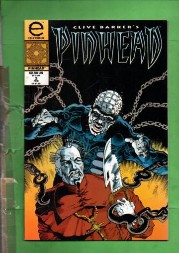 Pinhead Vol. 1 #3 Feb 94
