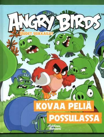 Angry Birds - Uudet seikkailut: Kovaa peliä Possulassa