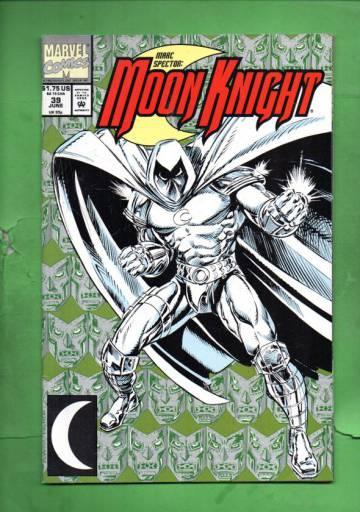 Marc Spector: Moon Knight Vol. 1 #39 Jun 92