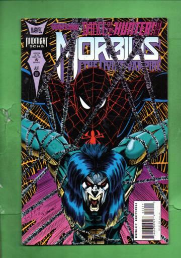 Morbius: The Living Vampire Vol.1 #22 Jun 94
