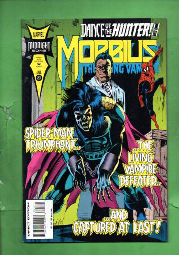 Morbius: The Living Vampire Vol.1 #23 Jul 94