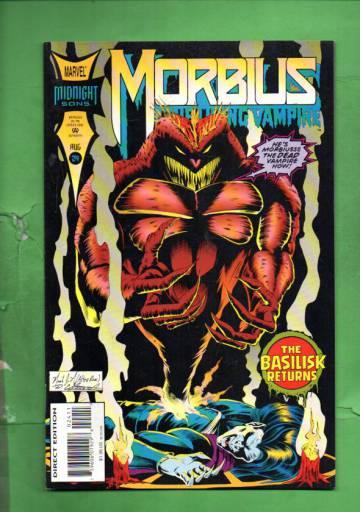 Morbius: The Living Vampire Vol.1 #24 Aug 94