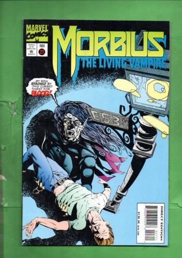 Morbius: The Living Vampire Vol. 1 #27 Nov 94