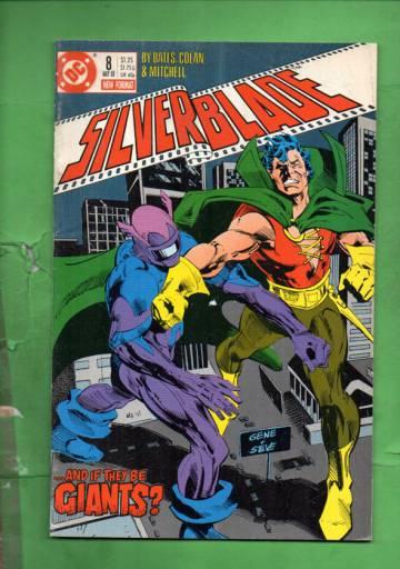 Silverblade #8 May 88