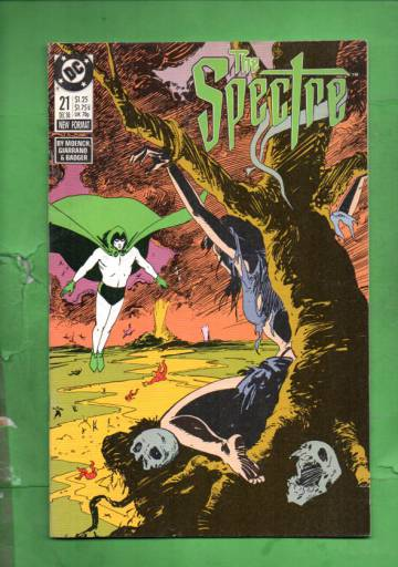 The Spectre #21 Dec 88