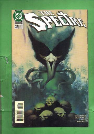 The Spectre #24 Dec 94