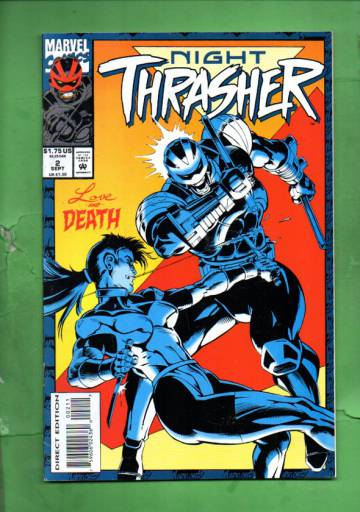 Night Trasher Vol. 1 #2 Sep 93