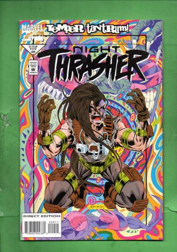 Night Trasher Vol. 1 #9 Apr 94